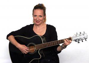 Sängerin Susanna Keye Yendis