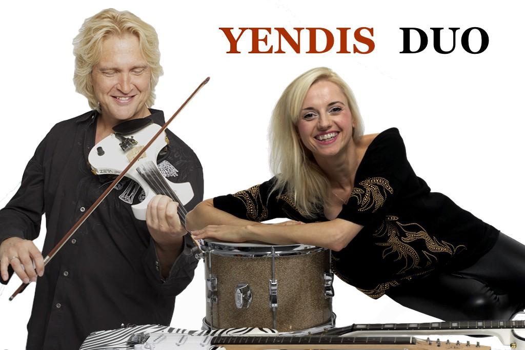 Yendis Duo Bild: © Christoph Behm